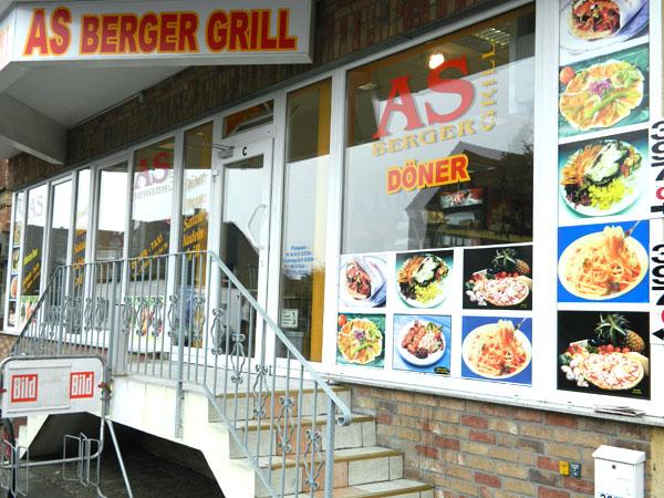 Aussenansicht Asberger Grill